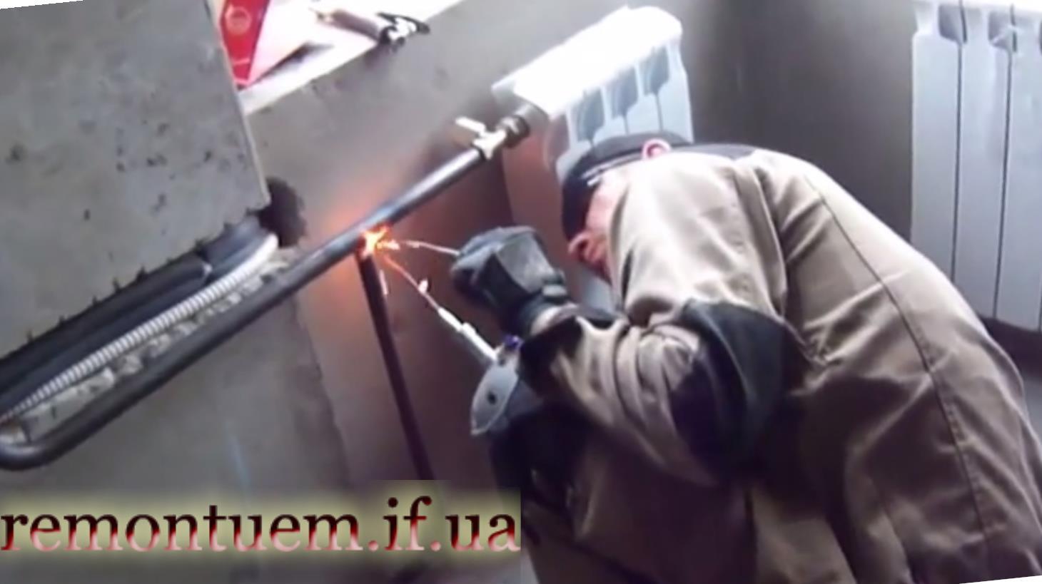 Зварювальні роботи Івано-Франківськ