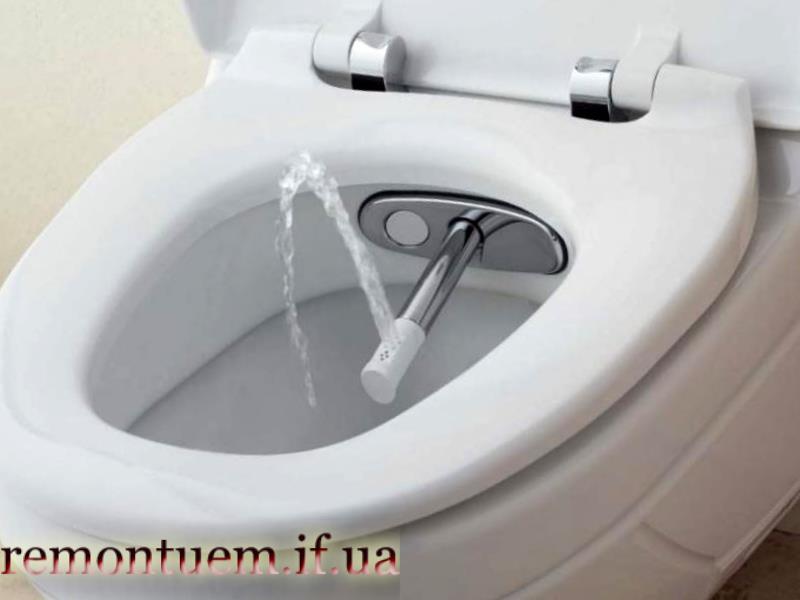 Монтаж біде в Івано-Франківську