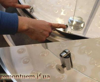 Монтаж душової кабіни Івано-Франківськ