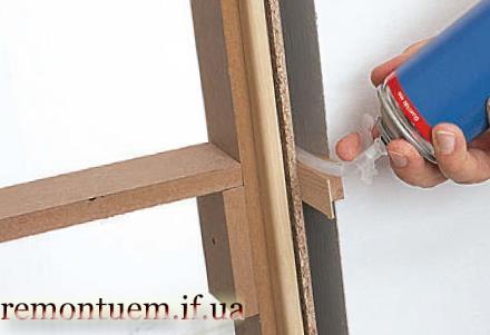 Монтаж дерев'яних дверей в Івано-Франківську