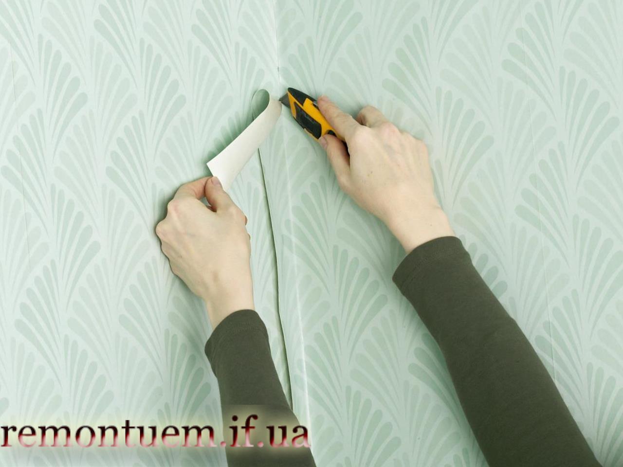 Монтаж шпалер Івано-Франківськ