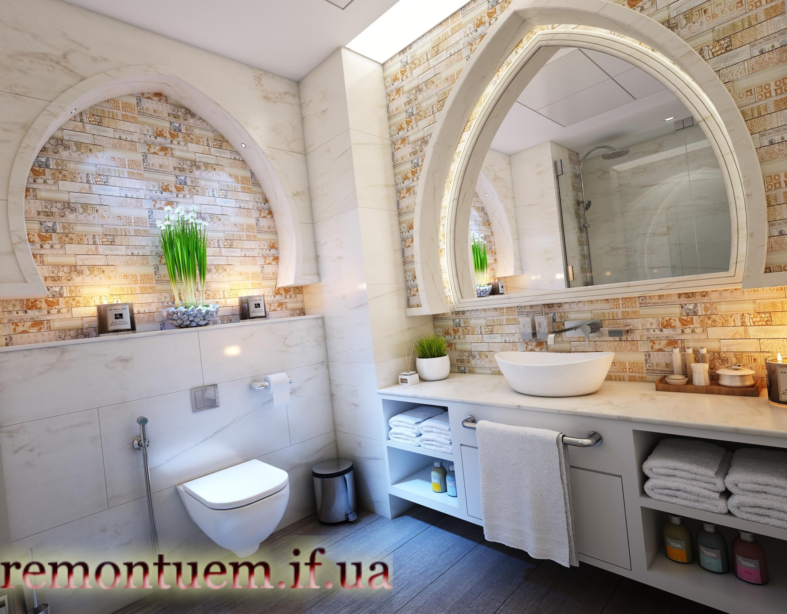 Ремонт ванної кімнати в Івано-Франківську