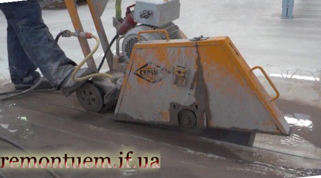 Стяжка підлоги Івано-Франківськ